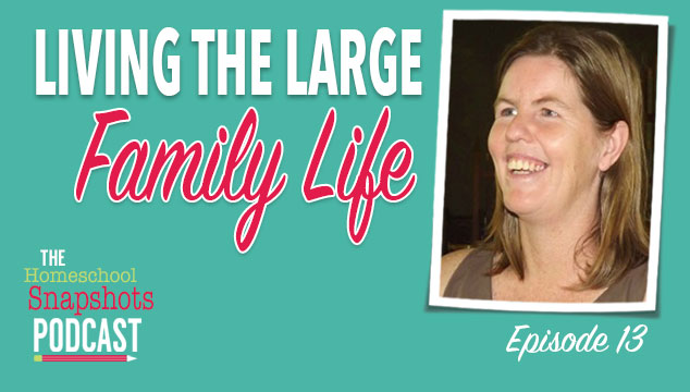 HSP 13 Erin Hassett: Living the Large Family Life