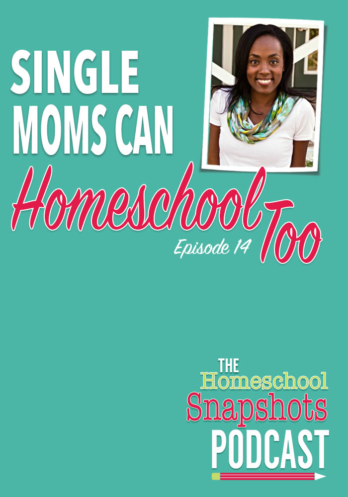 HSP 014 Latoya Edwards: Single Moms Can Homeschool Too
