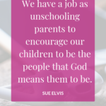 HS 171: Are you an unschooler? The Ultimate Guide to Homeschool Methods with Sue Elvis