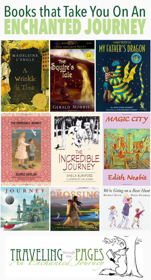 Books That Take You On An Enchanted Journey