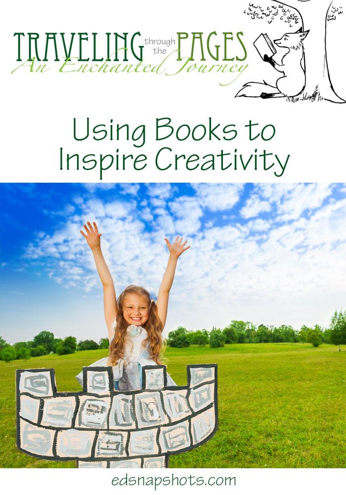 Using Books to Inspire Creativity
