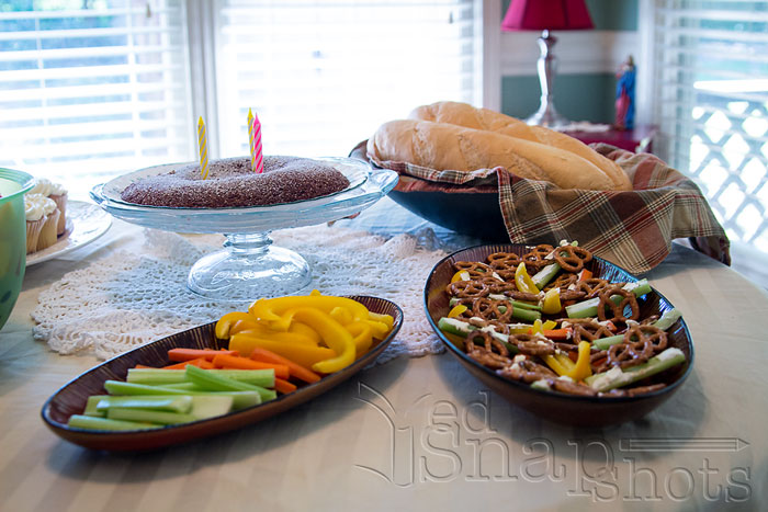 Have a Shakespeare Party Food