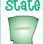 US Geography Arkansas