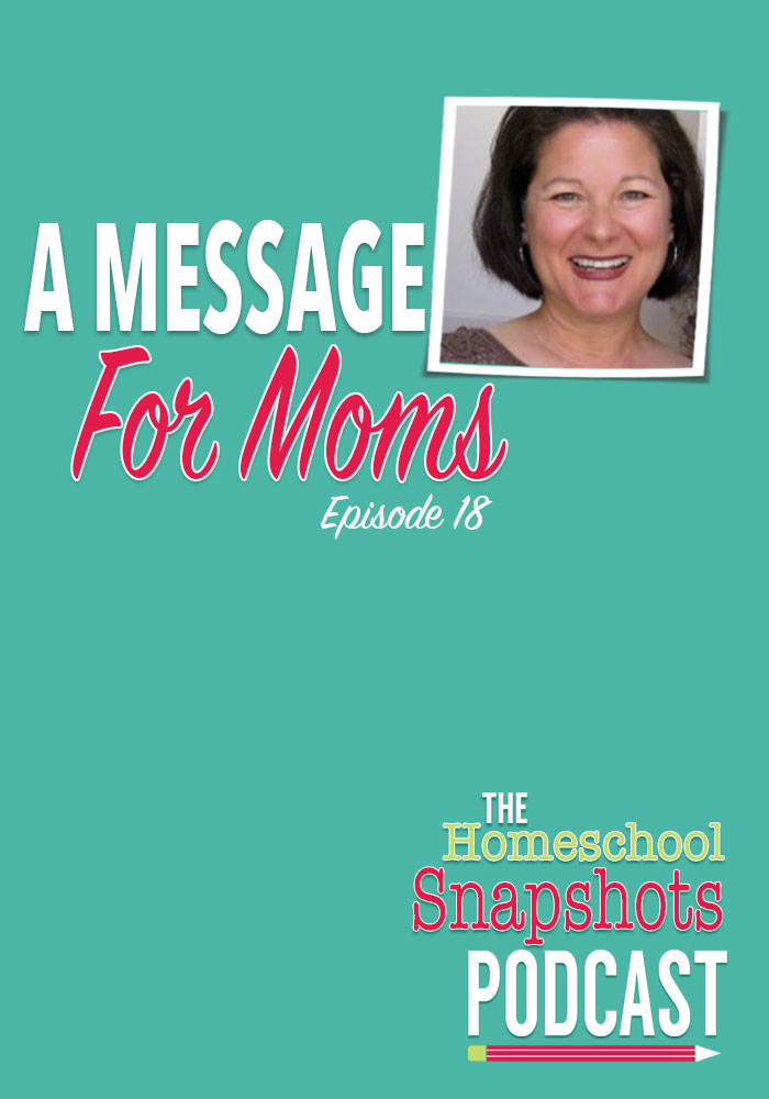 HSP_018_Carole Joy Seid: A Message for Moms