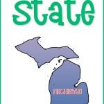 US Geography Michigan