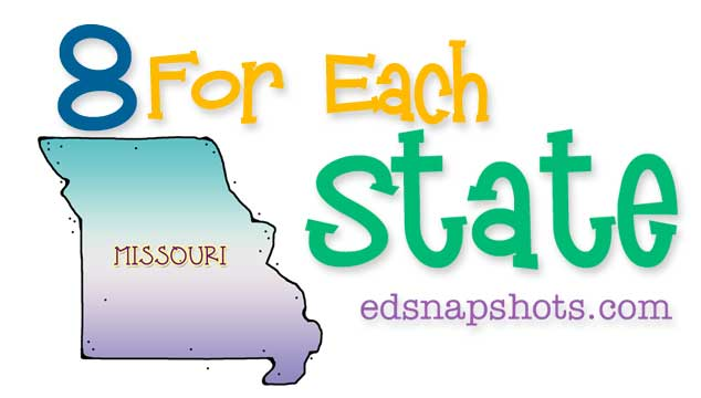 Eight for Each State – Missouri