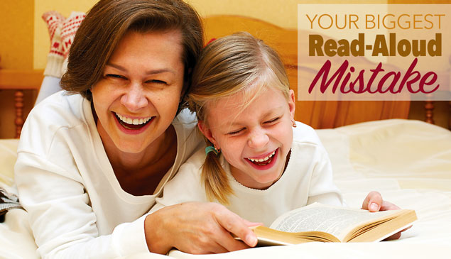 Your Biggest Read-Aloud Mistake