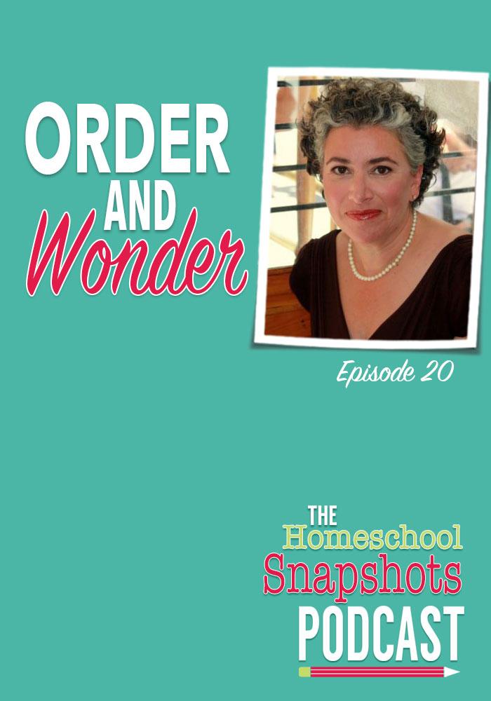 HSP 20 Leila Lawler: Order and Wonder