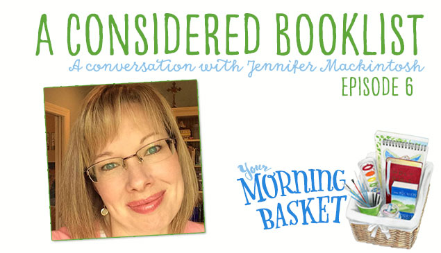 YMB #6 Jennifer Mackintosh: A Considered BookList