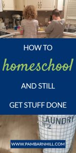 Homeschool proactively