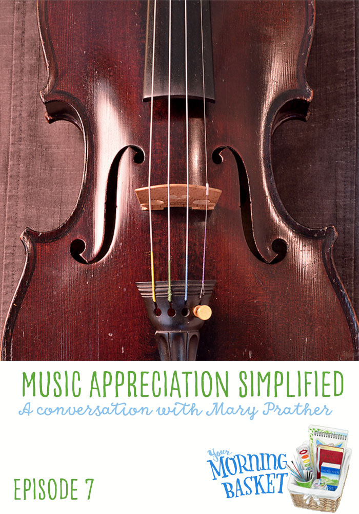 Music Appreciation Simplified: A Conversation with Mary Prather