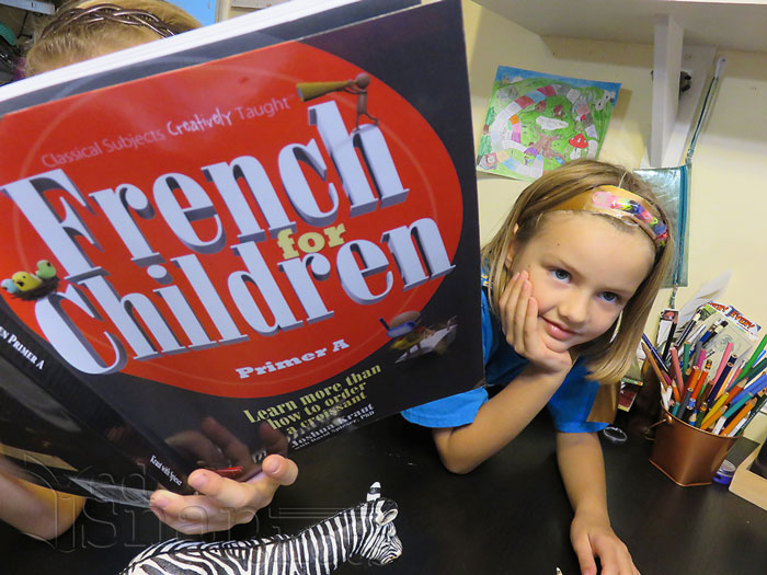 Why Choose French for Your Homeschool: French for Children
