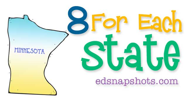 Eight for Each State – Minnesota