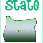 US Geography Oregon