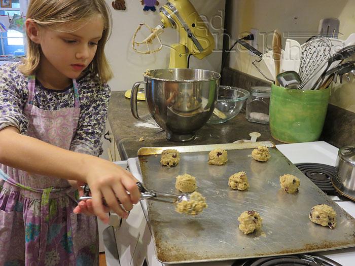 US Geography Oregon Cookies
