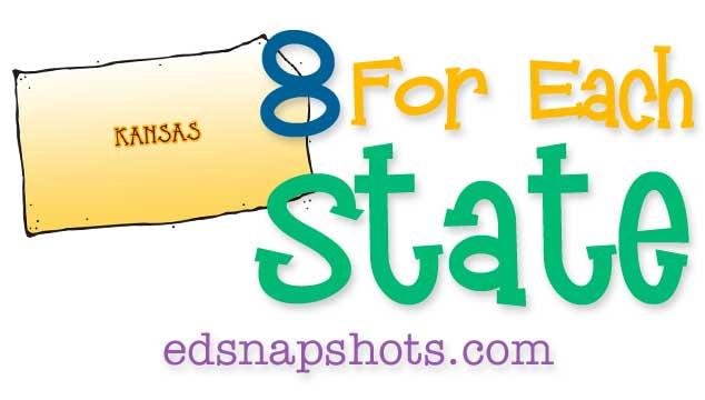 Eight for Each State – Kansas