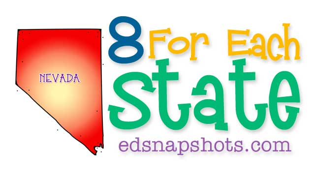 Eight for Each State – Nevada