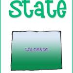 US Geography Colorado