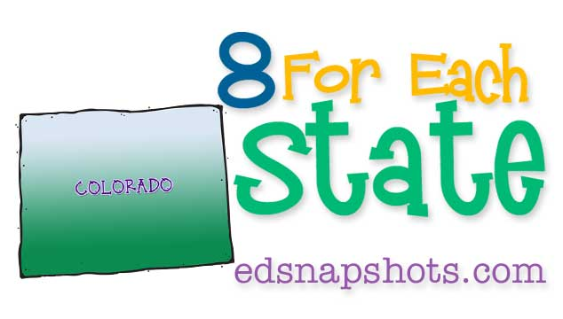 Eight for Each State – Colorado