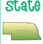 US Geography Nebraska