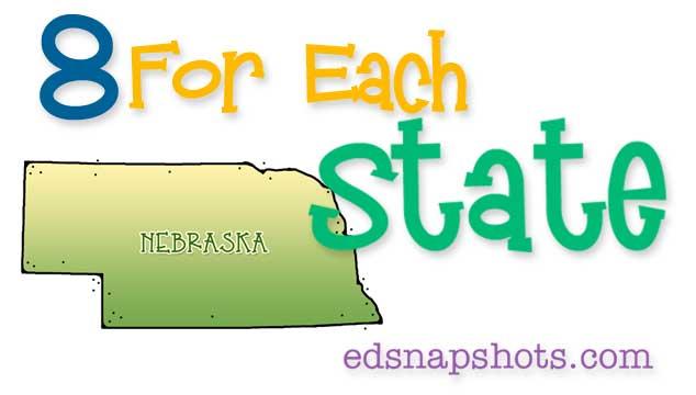 Eight for Each State – Nebraska