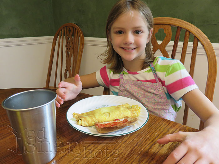 US Geography Colorado Omlette