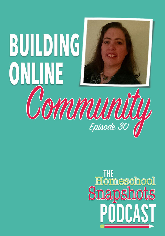HSP 030 Dawn Garrett: Building Online Community