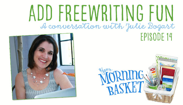 YMB 14 Add Freewriting Fun: A Conversation with Julie Bogart