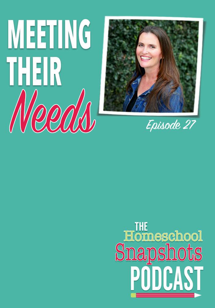 HSP 027 Marianne Sunderland: Meeting Their Needs