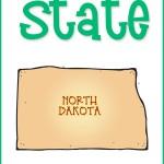 US Geography North Dakota