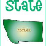 US Geography Montana