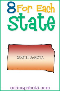 US Geography South Dakota
