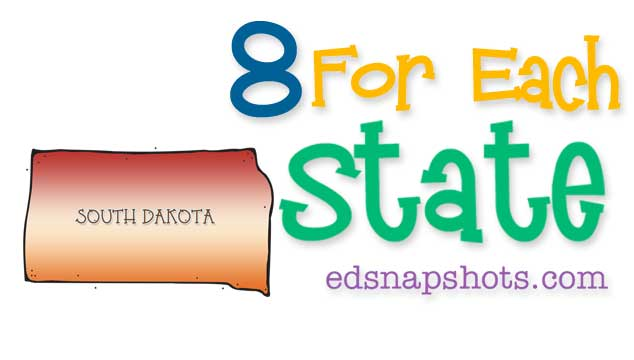 Eight for Each State – South Dakota