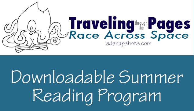 Race Across Space Summer Reading Program