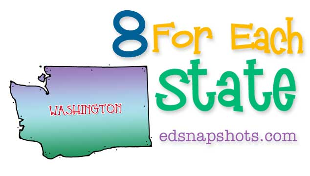 Eight for Each State – Washington