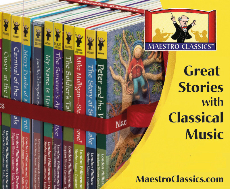 Maestro Classics Music and More