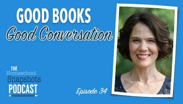 HSP 34 Missy Andrews: Good Books, Good Conversation