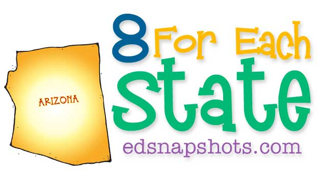 Eight for Each State – Arizona