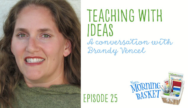 YMB #25 Teaching with Ideas: A Conversation with Brandy Vencel