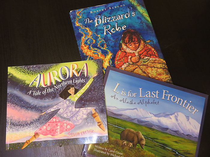 US Geography Alaska State Study Picture Books for your homeschool