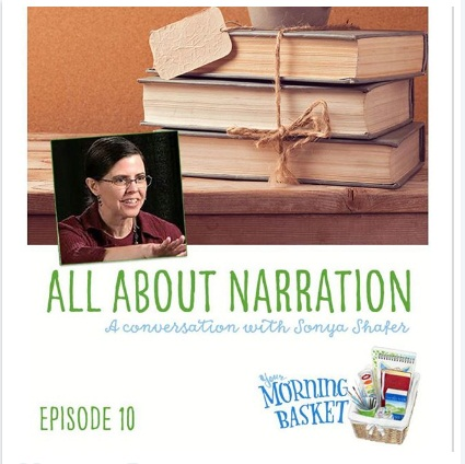 YMB #10 All About Narration: A Conversation with Sonya Shafer