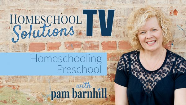 Homeschooling the Early Years | Your Morning Basket