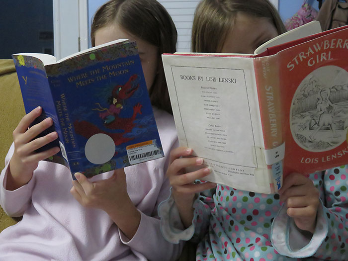 Six Favorite Authors for Your Family Library