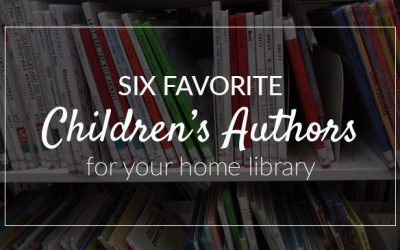 Which are the best books to have on hand to read with your kids? These children's book authors will provide hours of reading enjoyment for your family reading time.