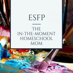 ESFP Type Homeschool Mom The Best Homeschool Planner for Your Personality Type Pam Barnhill Homeschool Solutions