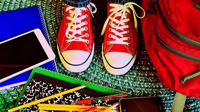 Are you afraid of homeschooling high school? Let's talk.