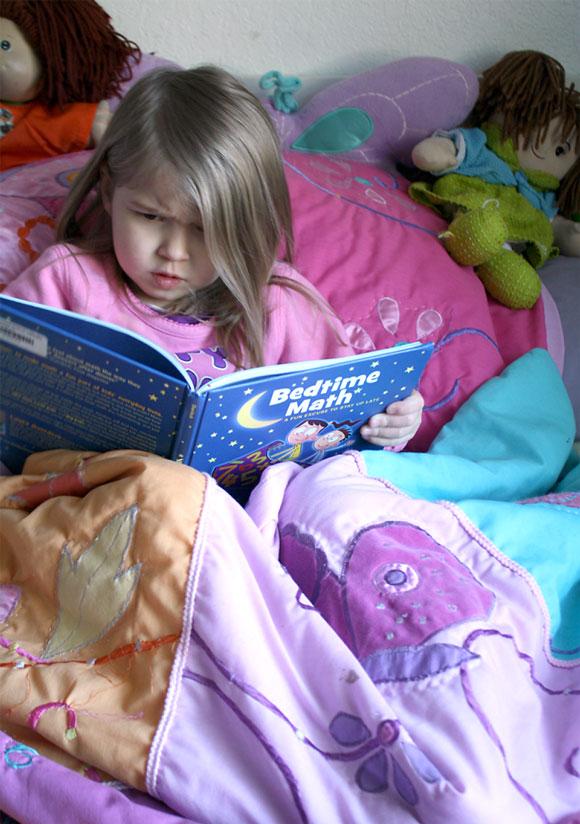 Easy Preschool Math with Bedtime Math