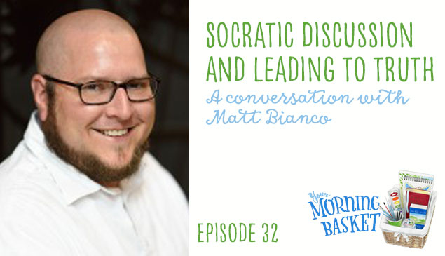 YMB #32 Socratic Discussion and Leading to Truth: A Conversation with Matt Bianco