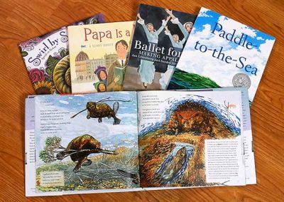 Picture Books Aren't Just for Preschoolers