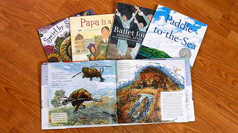 Picture Books are Not Just for Preschoolers